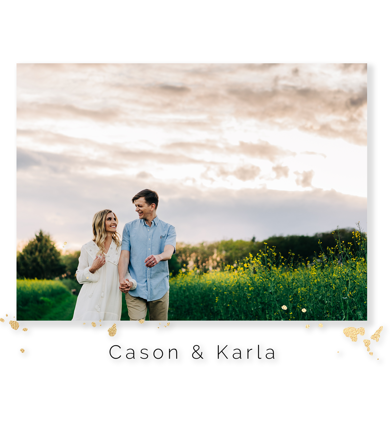 Cason and Karla