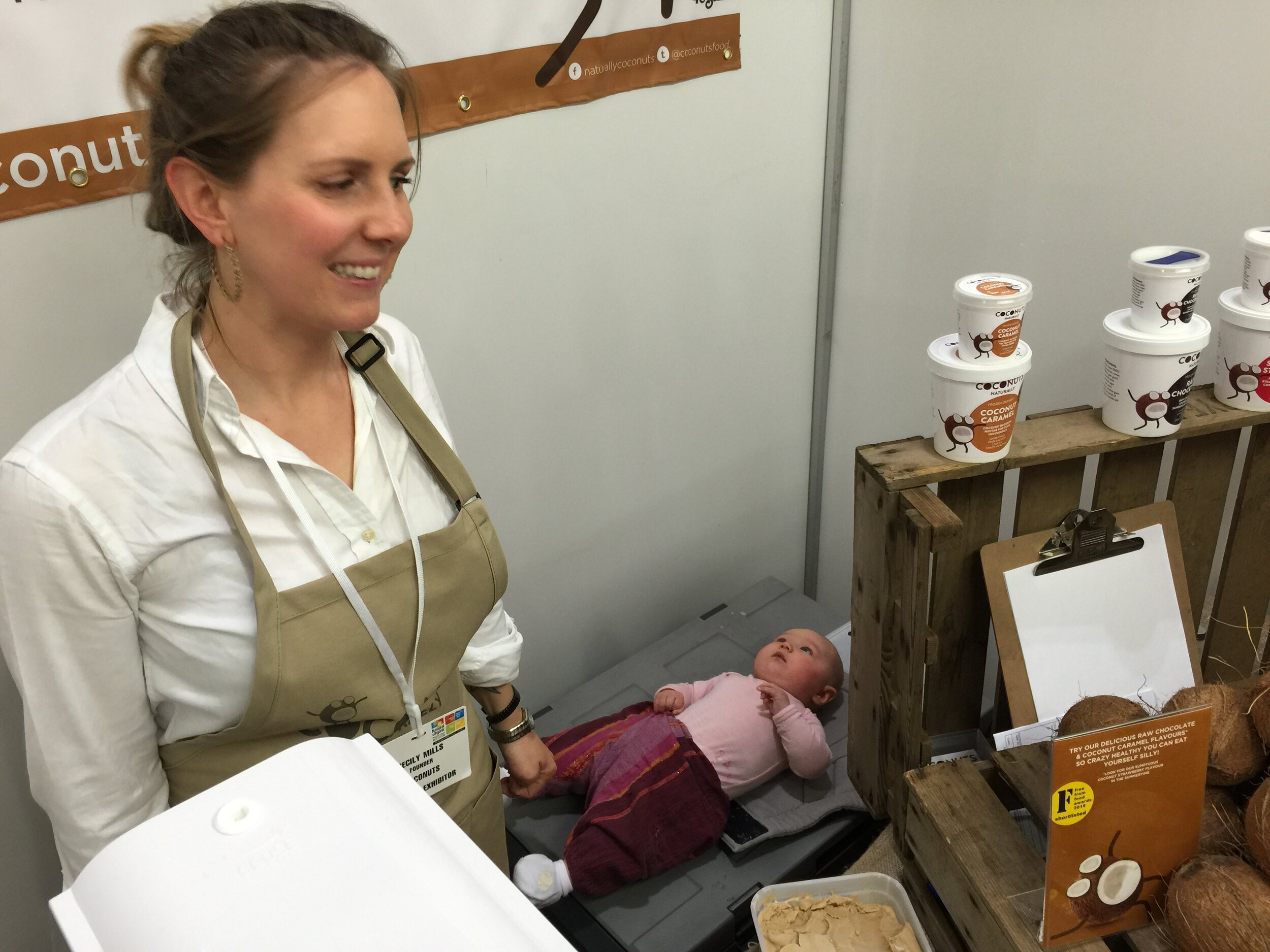 Natural & Organic Products Show 2015