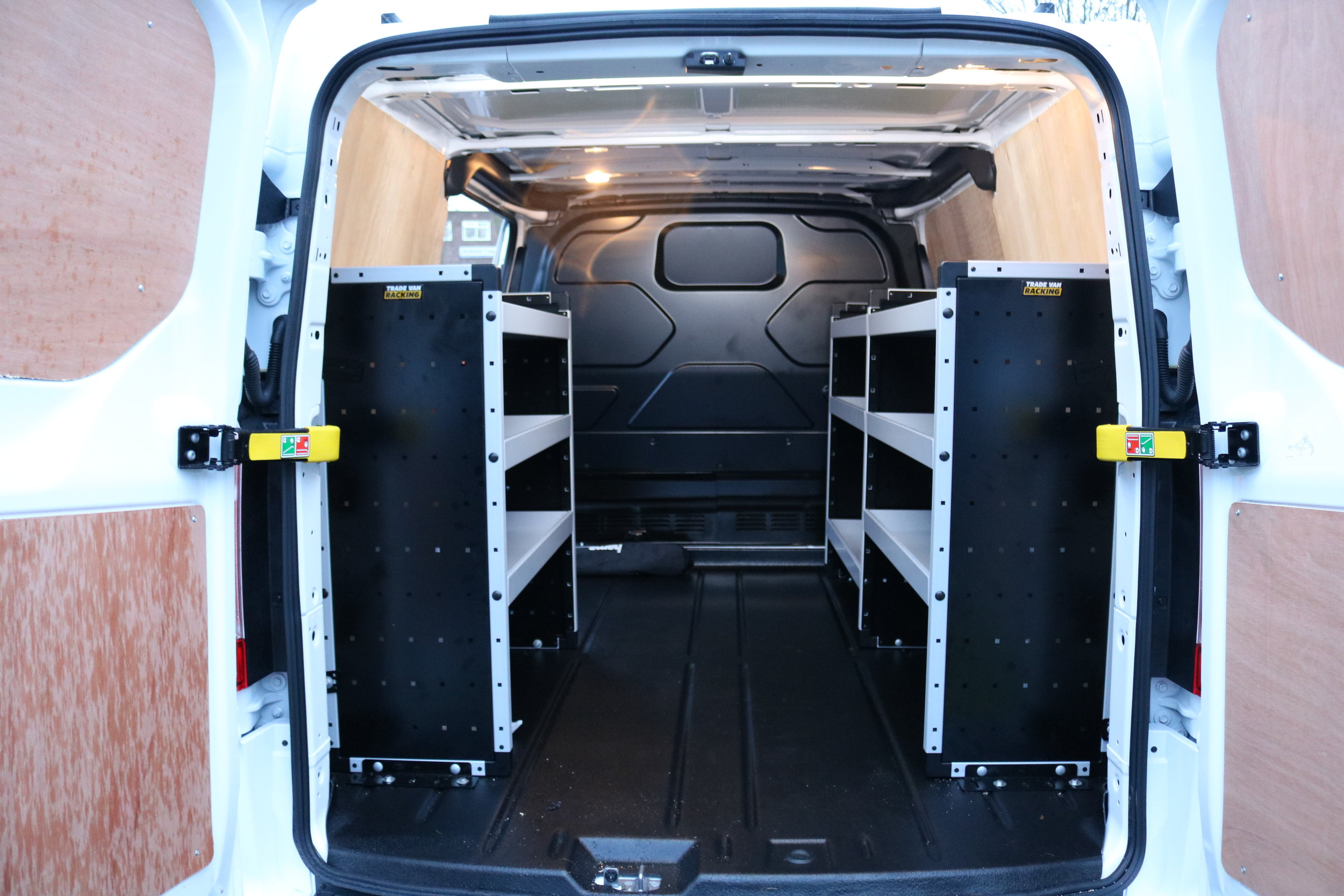 Van Guard Racking For Handyman South Coast