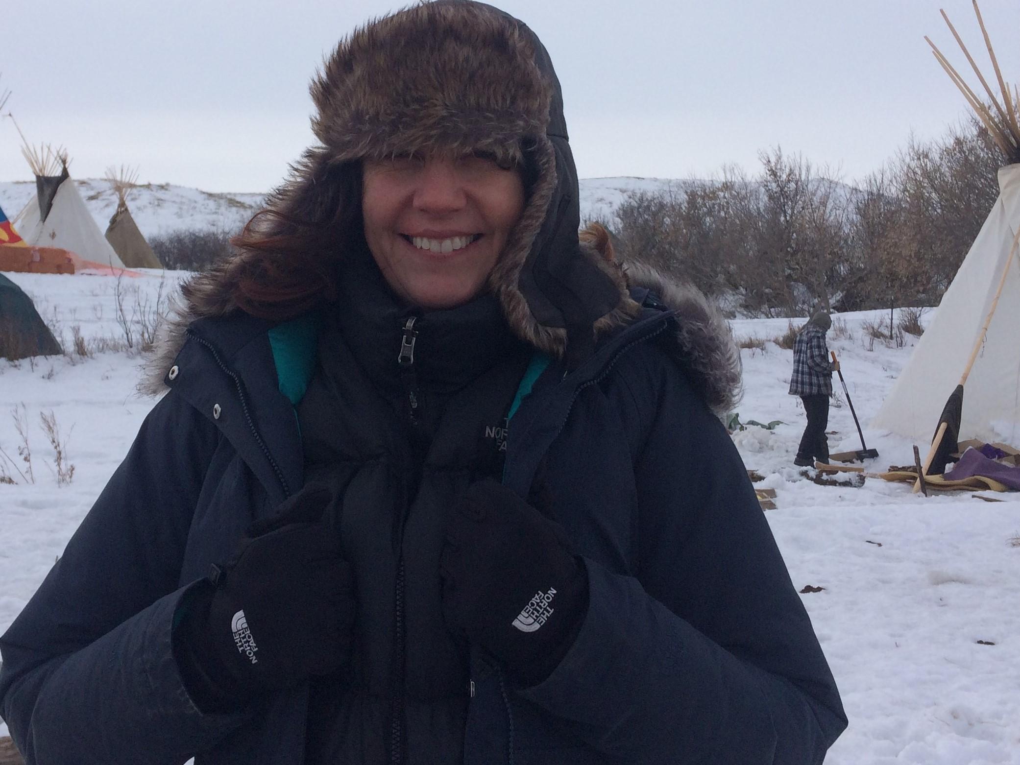 Kim Bartley - Director and DP