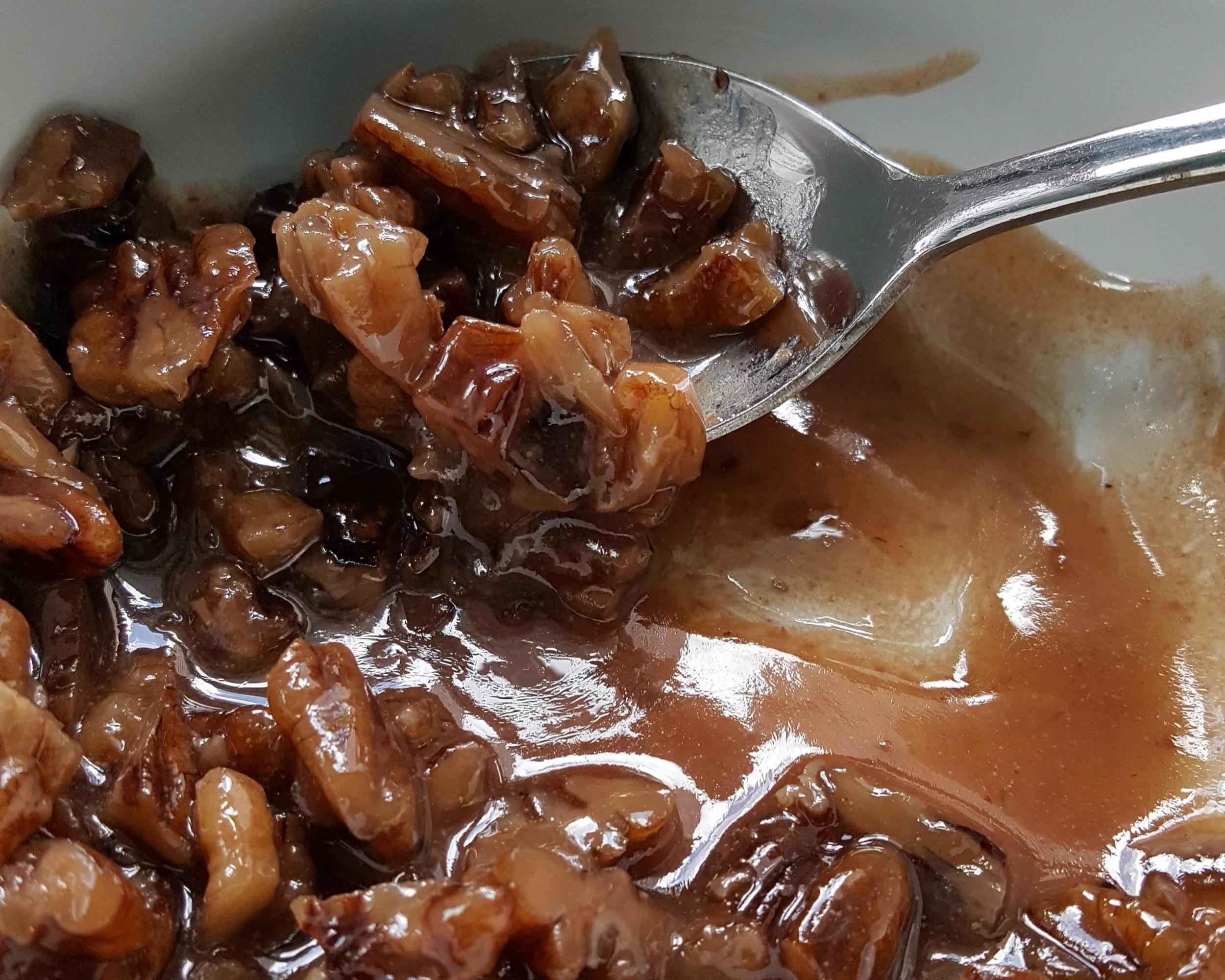 - sugar free maple pecan syrup