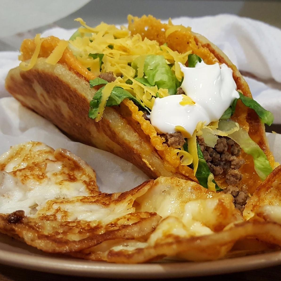 - cheesy gordita crunch