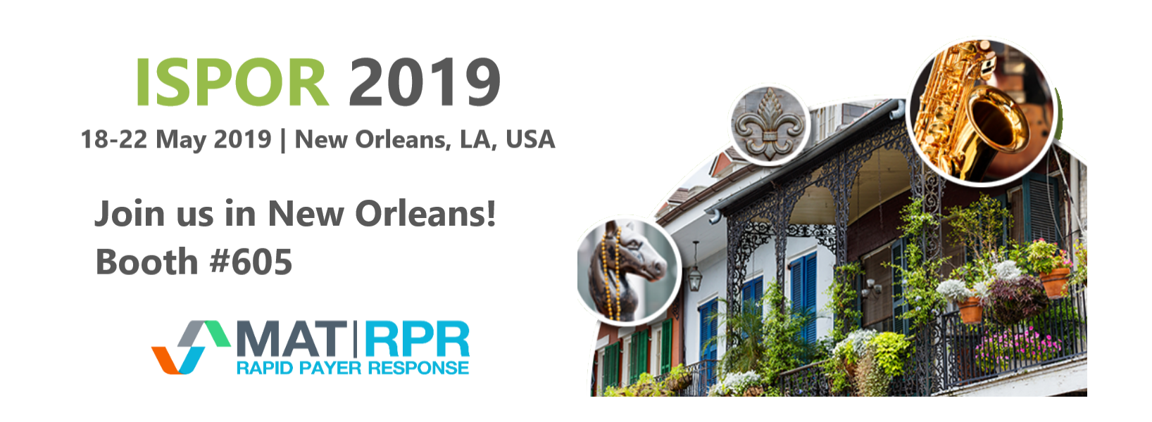 ISPOR Annual Conference | 2019    March 27, 2019    PAST EVENT    We are excited and proud to be exhibiting at this year's ISPOR Annual Conference taking place on 18-22 May in New Orleans, LA - USA  […]