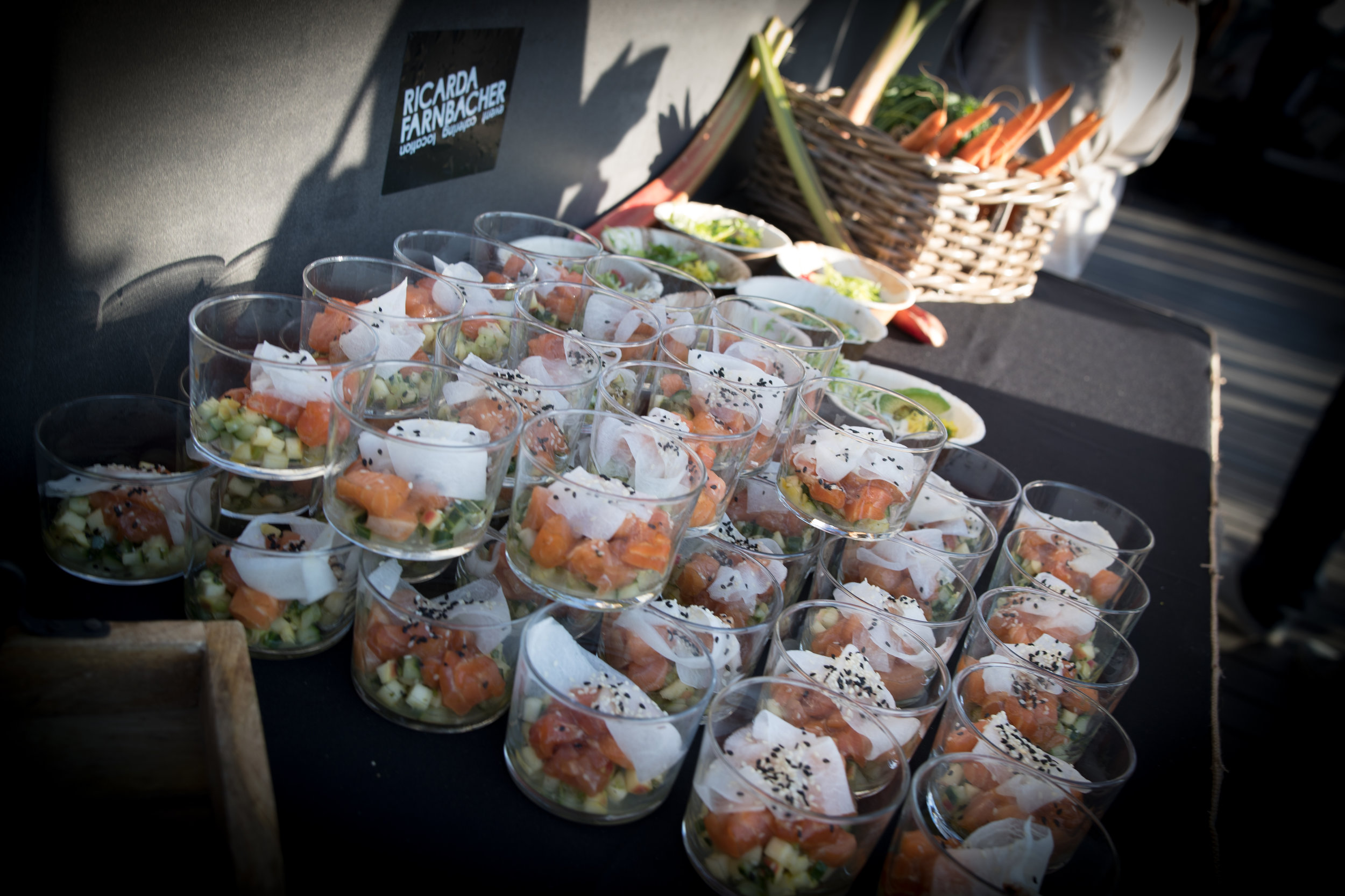 Food by Ricarda Farnbacher - Buffet Rooftop