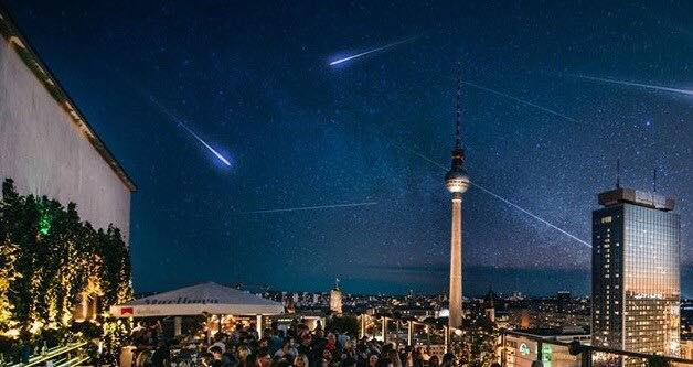 Nacht der Perseiden 2019 - Falling Stars Open Air & Club     In August, Perseus rains falling stars on the ground again. The Perseids burn off a cosmic fireworks in the night sky in mid-August. In the night of the 10th to the 11th of August, we will watch and celebrate with you the starry night. It should be particularly worthwhile between 2 and 4 o'clock in the morning to direct the view to the sky