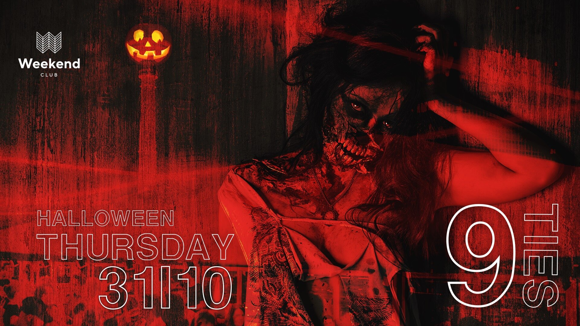 """9This Hip Hop & RnB Halloween Special  Every Thursday we take you back to the time of the 90s Hip Hop & RnB`s.  Get ready for an emotional journey through time.  In addition to the music you can expect numerous specials.  Damn right I live like that because I went from negative to positive. """"- Biggie Smalls"""