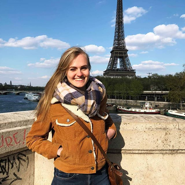 Enjoy a brief glimpse of life studying abroad as part of your degree! We'll be sharing a few stories over the next week so do message us if you're curious to find out more! 🌍🛫⁣⁣⁣ ~~~~~~~~~~~~~~~~~~⁣⁣⁣ ⁣⁣⁣ I've spent the last 7 months working as an English language assistant in a Parisian suburb. Overall it has been a fantastic experience and I feel very lucky to have been able to explore so much of Paris and what it has to offer. That said, a year abroad is never going to be without its challenges, and there can be a tendency to sugar coat it. But I think it's through these challenges that I've found I've grown in confidence - and I've found that it's in these more difficult situations that my language skills have been truly stretched! ⁣⁣⁣ ⁣⁣⁣ One of the highlights of my time has been living with a French family; I've learnt so much about French culture and language from them. I'm looking forward now to spending the summer in Germany! ⁣⁣⁣ ⁣⁣⁣ - Anna⁣⁣⁣ 3rd year, French & German