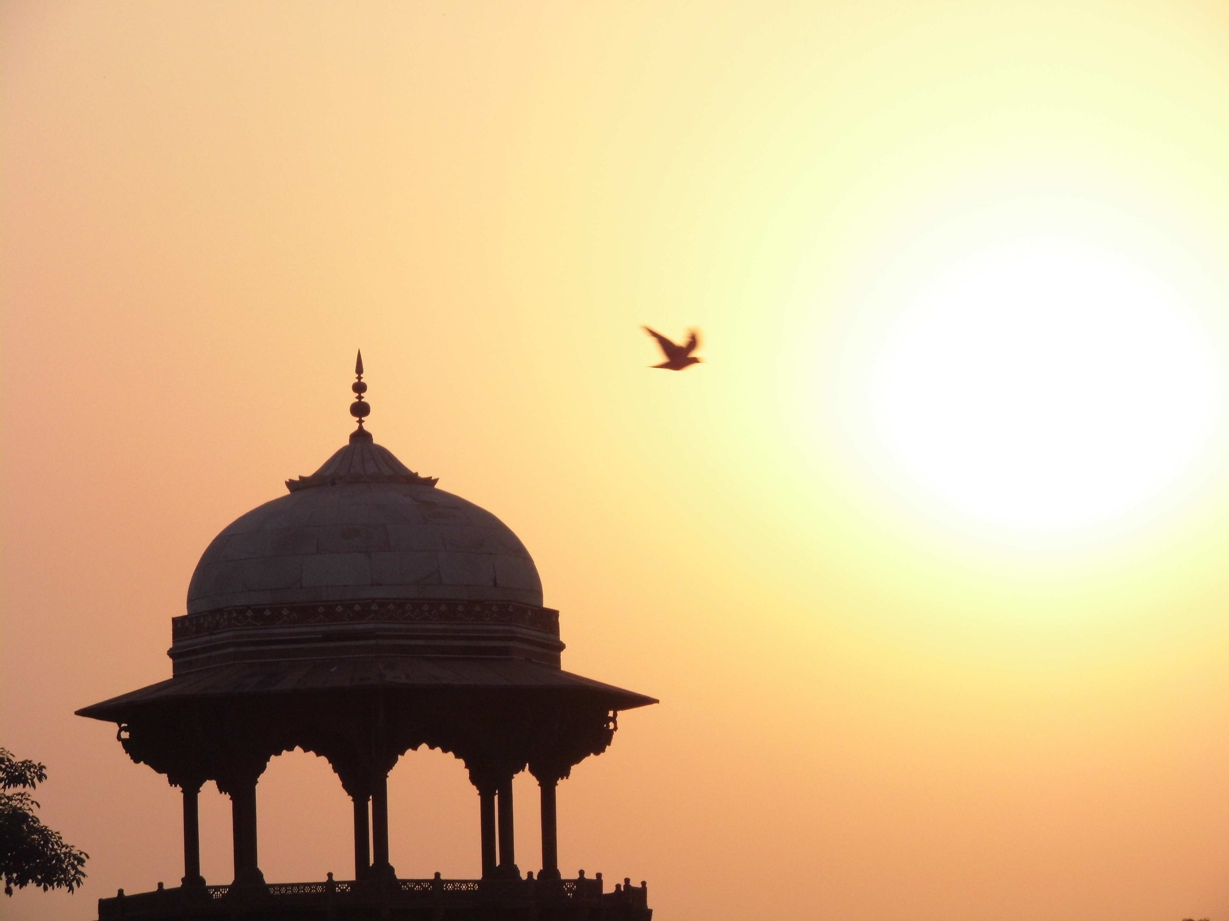 2 shots from India which sum up the building of the Taj Mahal at sunset and most take me back there.  Oliver Hartopp