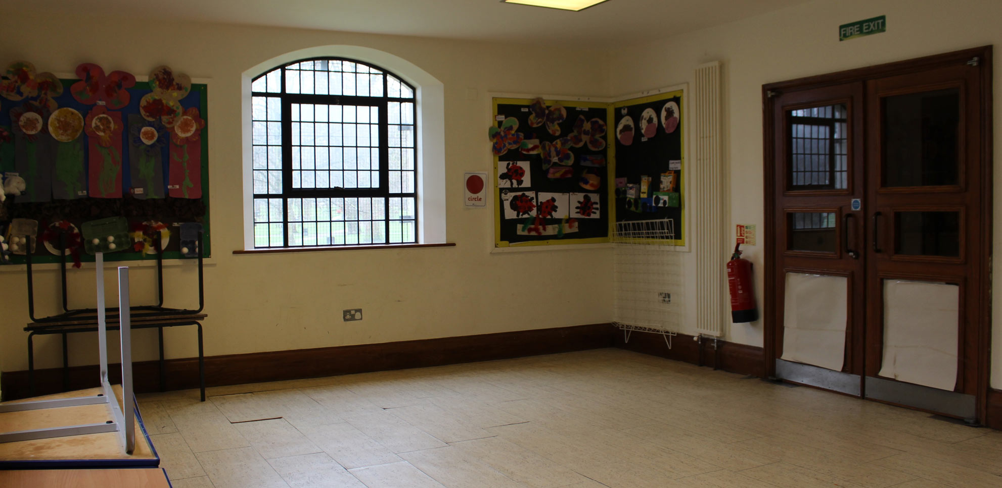 LOWER WILLIAM WILBERFORCE CENTRE -