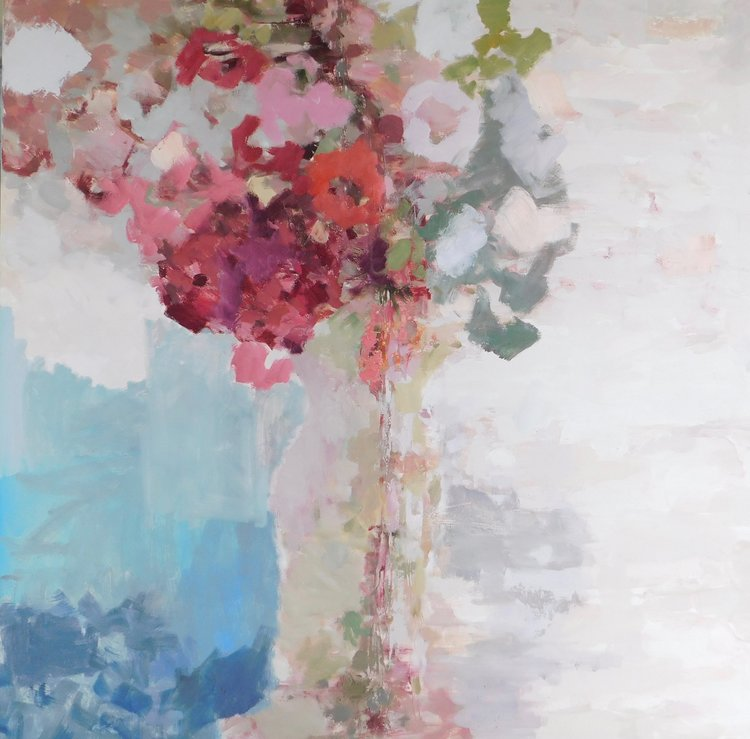 Stephanie Wheeler Floral Bloom Art