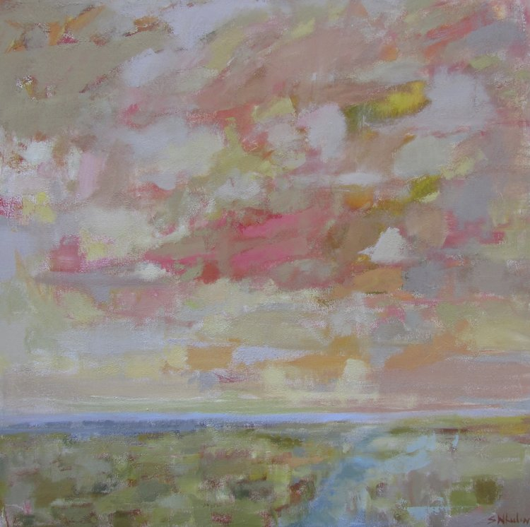 Stephanie Wheeler Abstract Art Landscapes