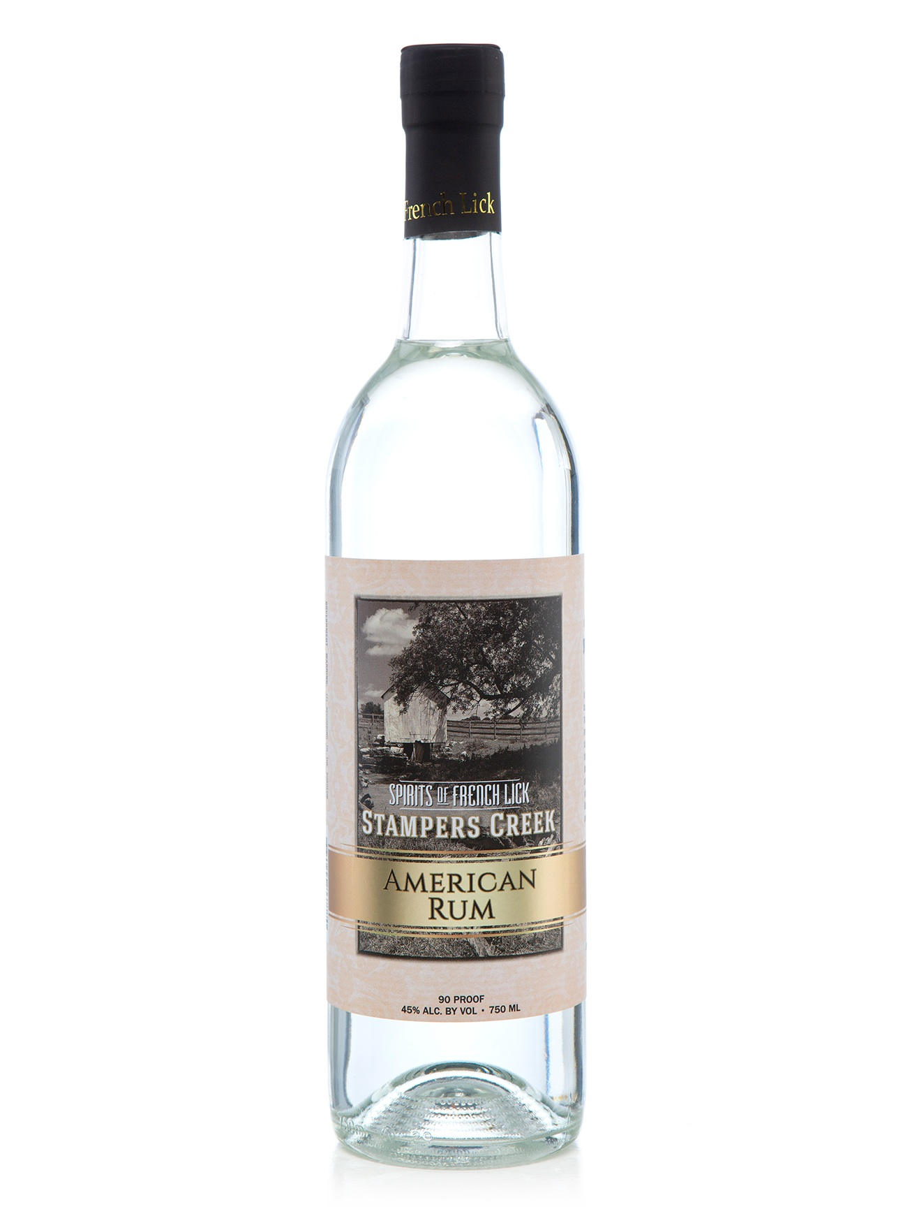 Spirits Of French Stamper's Creek American Rum