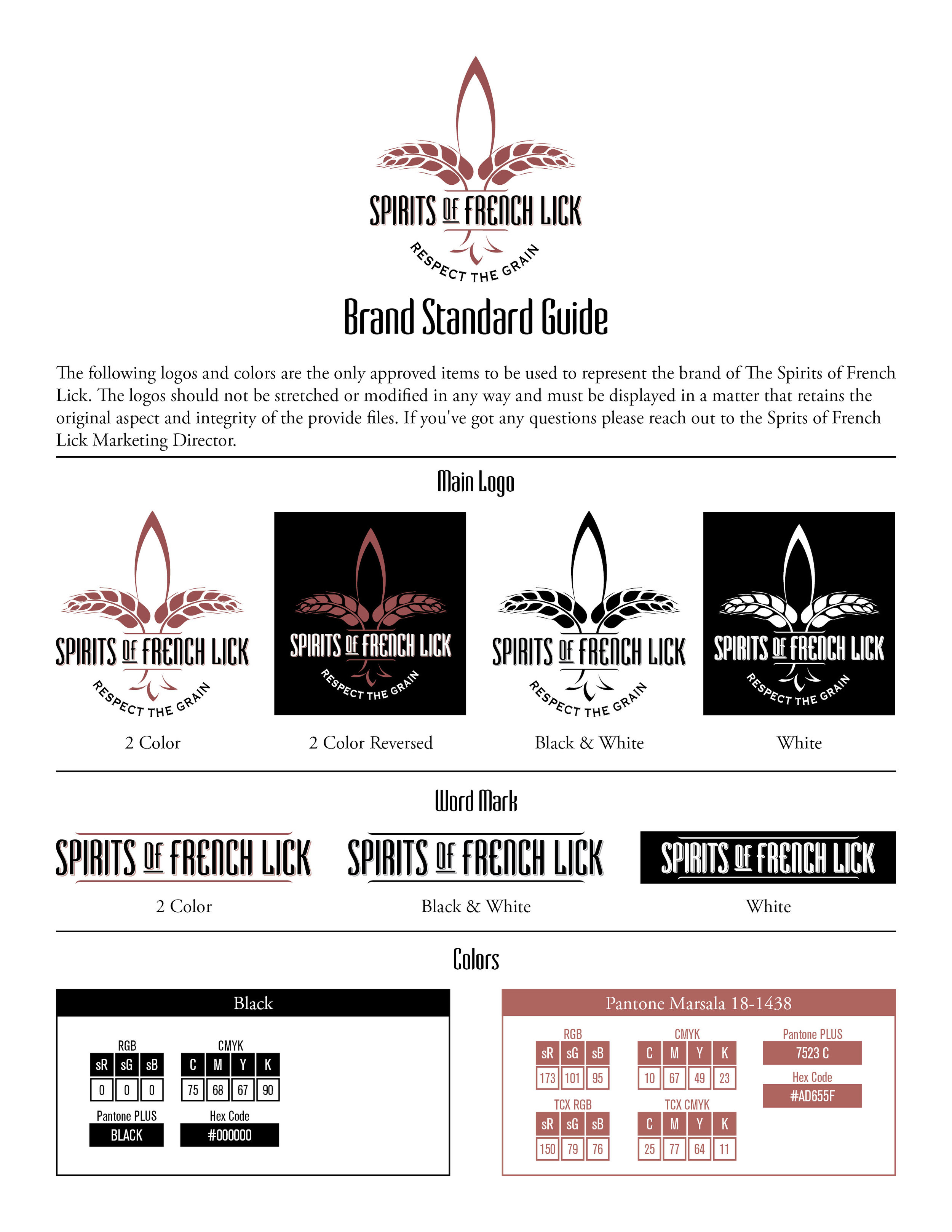 BRAND GUIDE - bEFORE USING THE LOGOS AVAILABLE TO DOWNLOAD PLEASE REVIEW THIS BRAND STANDARD GUIDE