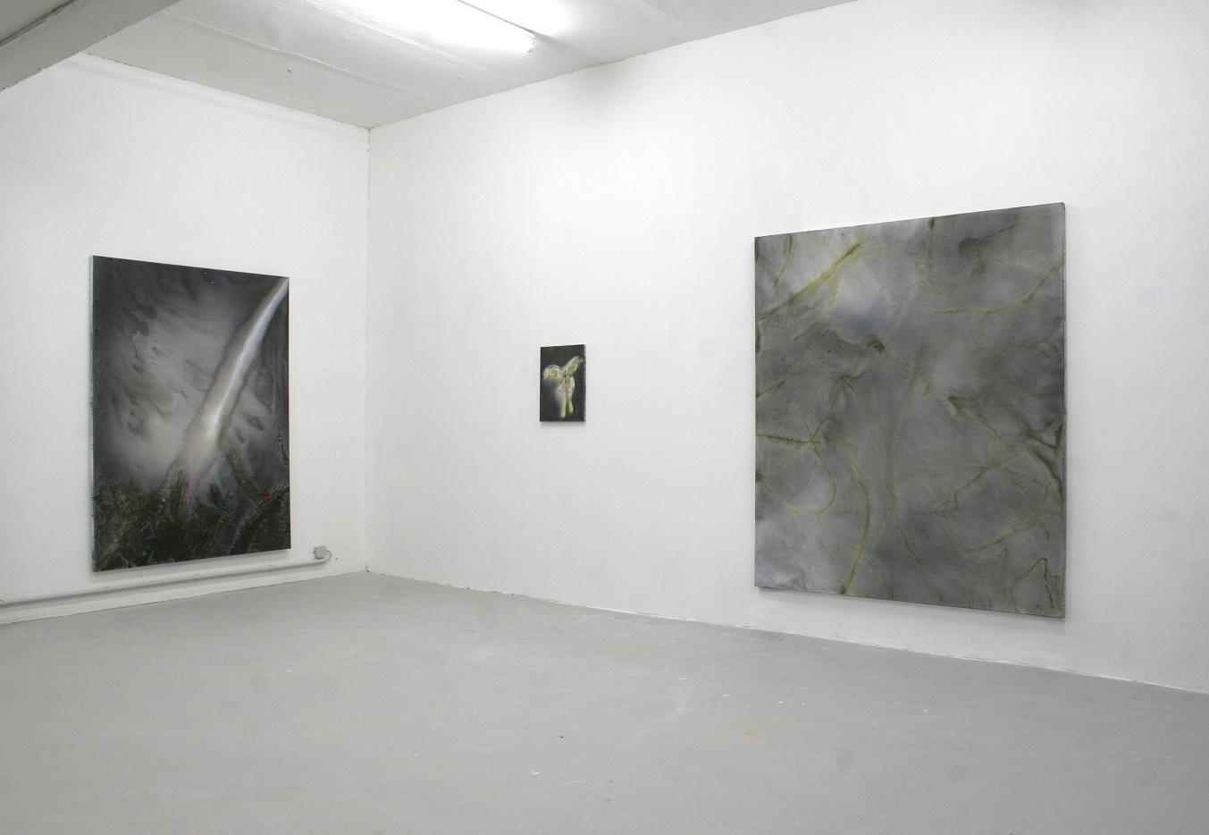Installation view Studios ID  Berlin  2017