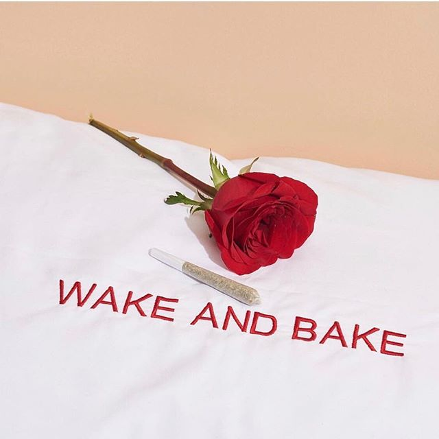 Morning - you made it to the middle of the week. Treat yourself today, you deserve it 🌹⁣ .⁣ via @shopmedmen⁣ . ⁣ #wakeandbake #cannabislifestyle #selfcare #wellness #cannabis