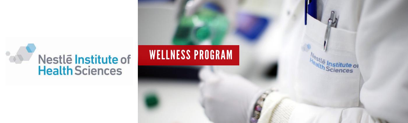 wellness program Nestlé