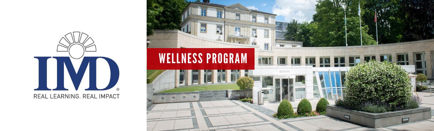 IMD wellness program