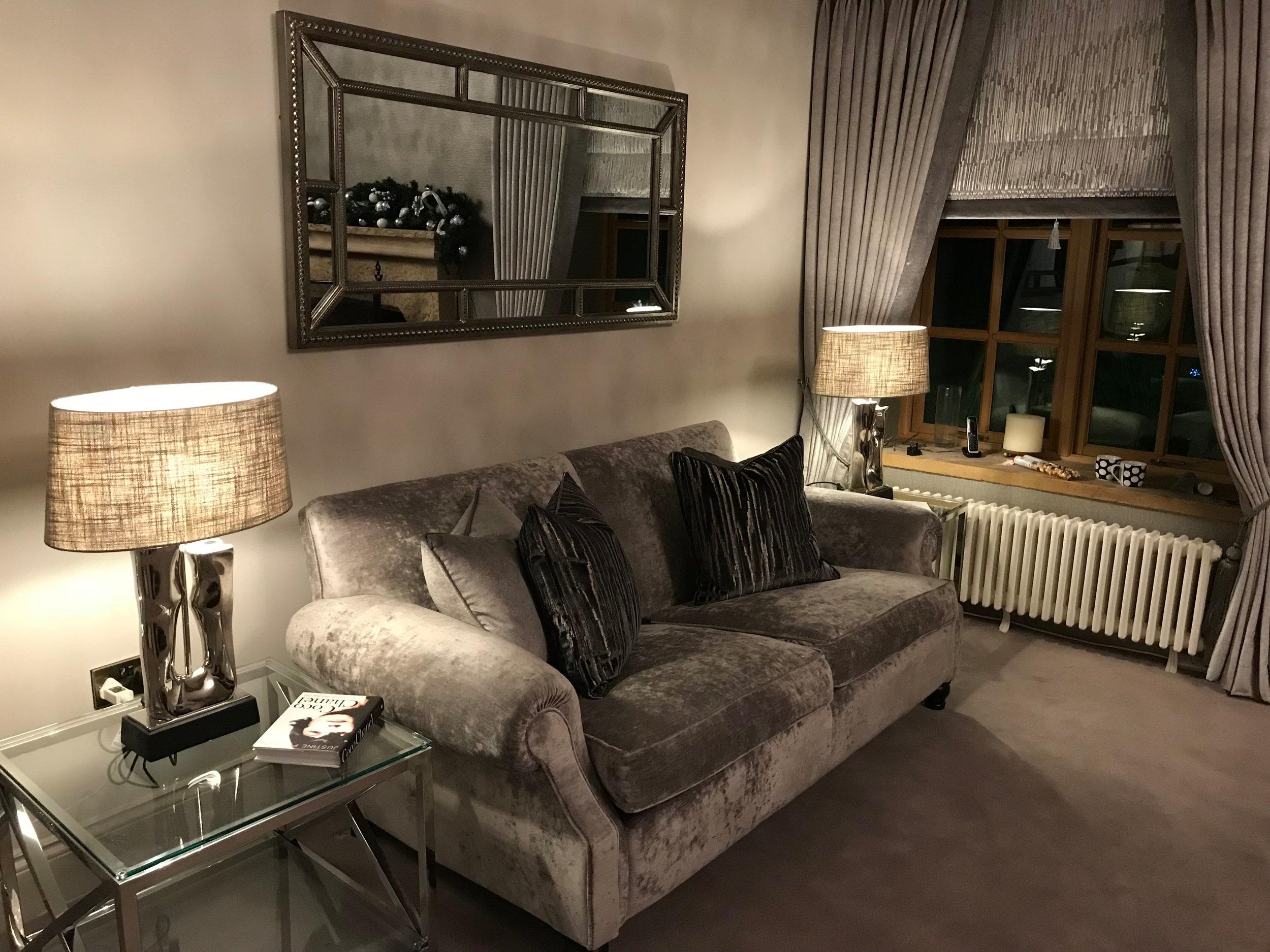 LUXURY BESPOKE INTERIORS   Handmade in Yorkshire   Find out more