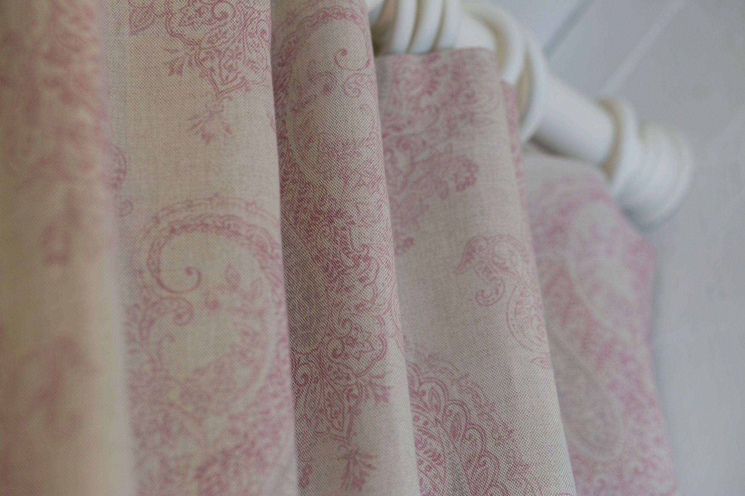 CURTAINS & SOFT FURNISHINGS    Hand finished to perfection    Find out more