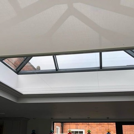 Specialist BLINDS - Hand drawn and motorised blinds, in any style, professionally measured and installed for any type of window.