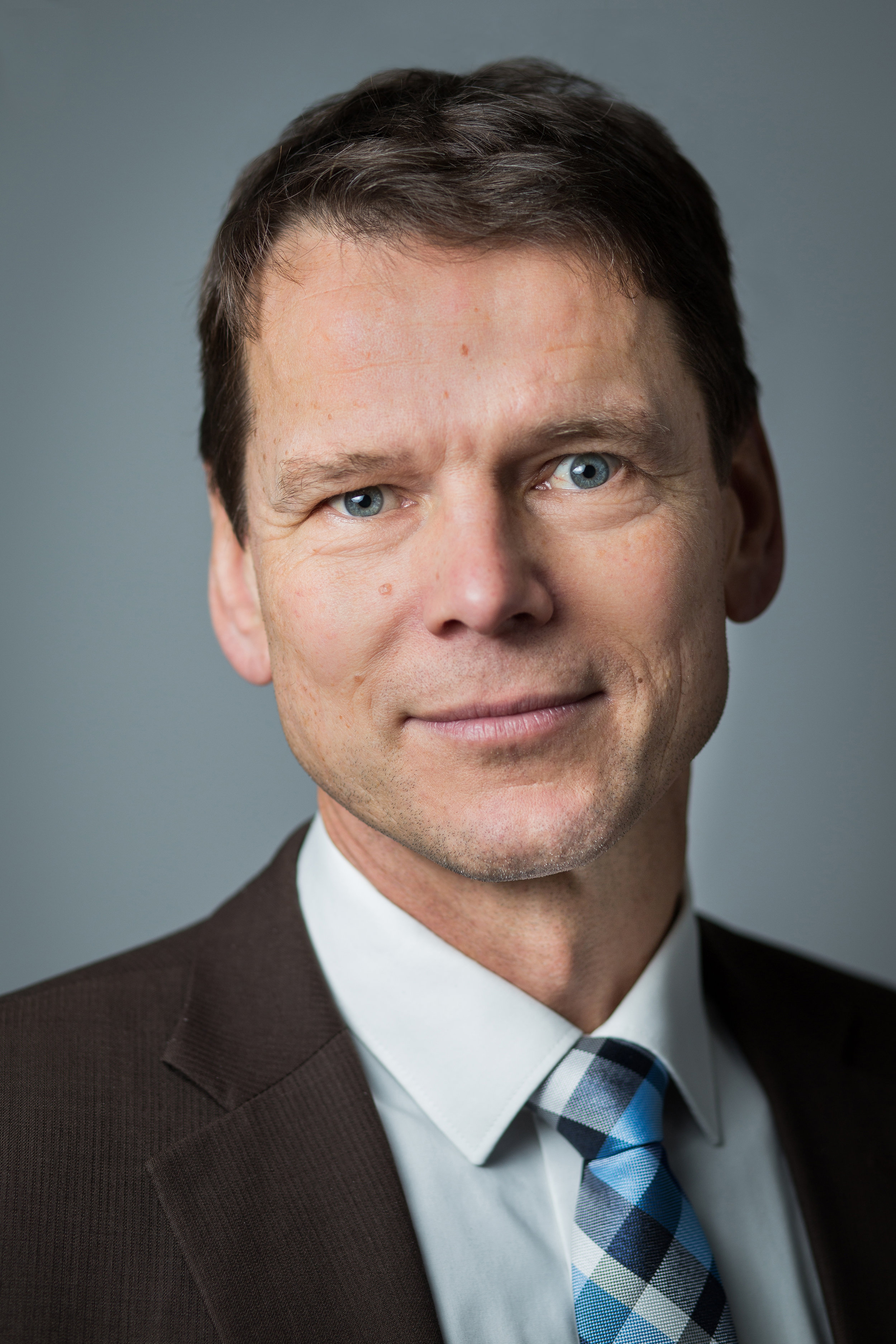 Richard Focken - Chief Executive Officer