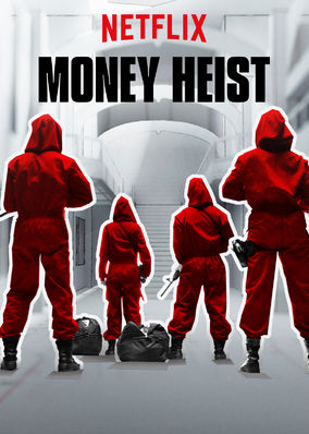 "Money Heist - After long years of scheming, ""The Professor"" has a plan to pull off the biggest heist in record history; to print billions of euros in the Royal Mint of Spain. He recruits a team of eight with a specific set of abilities and nothing to lose. The plan includes taking in hostages to give them more bargaining power for a smooth escape.2 seasons"