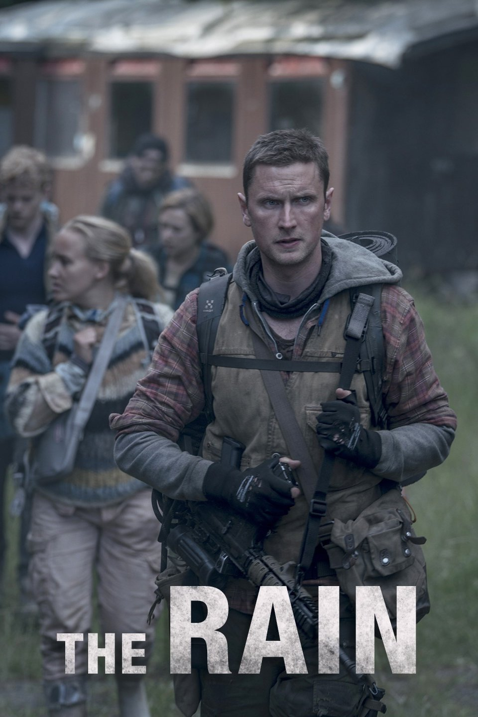 The Rain - An interesting series about a rain carried virus that wipes out the majority of Scandinavia. After spending 6 years in a bunker two survivors team up with the very few survivors left and head out on a dangerous quest throughout the abandoned land for the search of life.