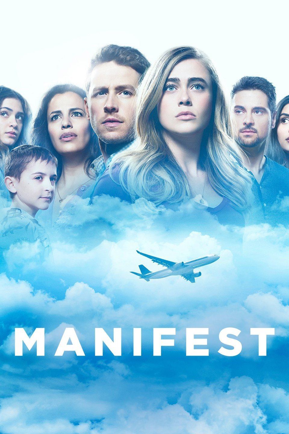 Manifest - When a Montego Air Flight 828 landed safely after turbulence, all flight attendants were extremely relieved but in the span of those few hours, the world had aged by five years. After mourning their loss, their friends, family and colleagues had given up hope. Now being given a second chance, a deeper mystery unfolds and all flight passengers realise they may be meant for something greater than they thought.