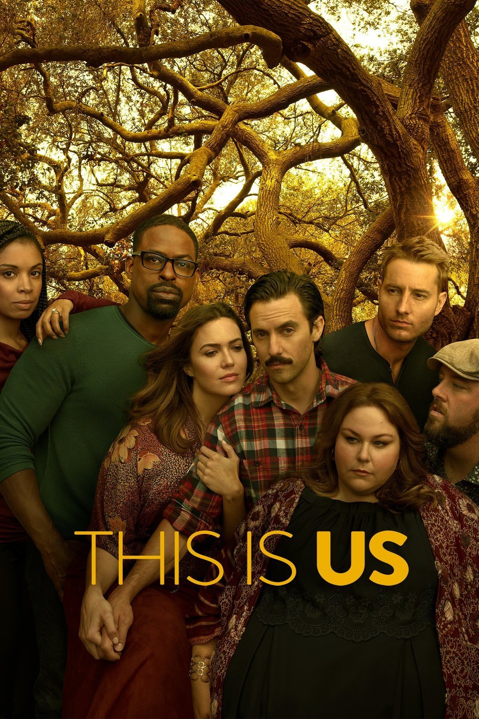 This is Us Season 3 - This season continues to follow the lives of the Pearson family across several time periods, focusing mainly on Jack's time in Vietnam and how him and Rebecca met. This is available on Amazon Prime.