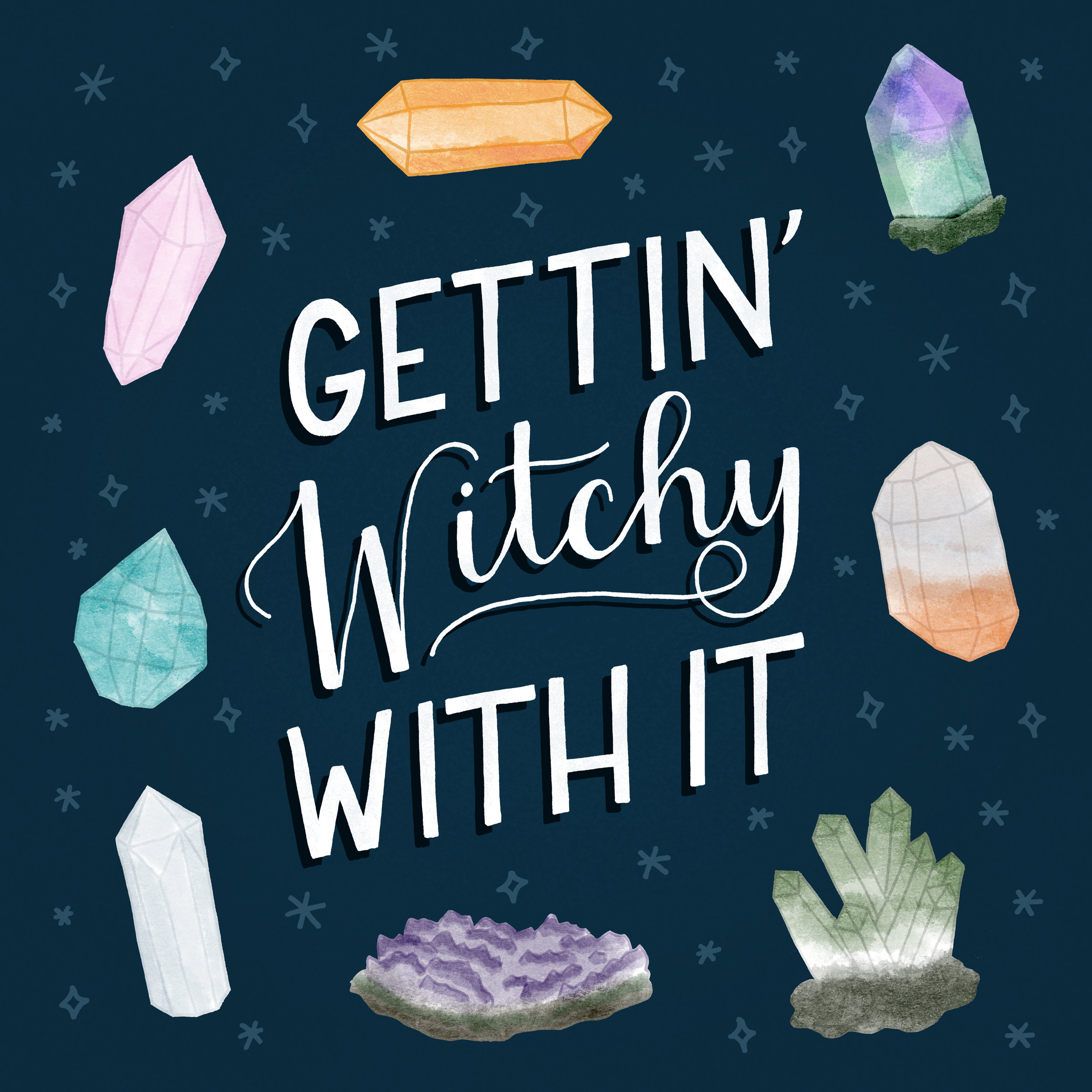 Gettin' Witchy With It