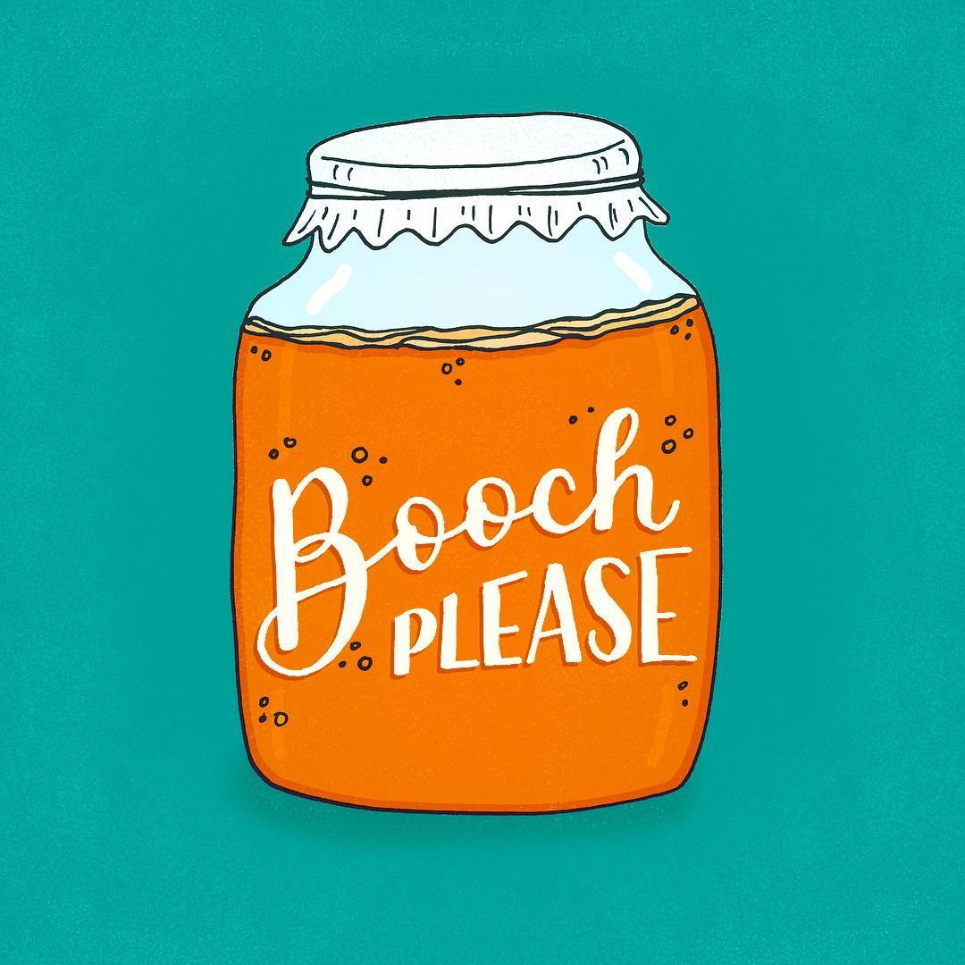 Booch, Please