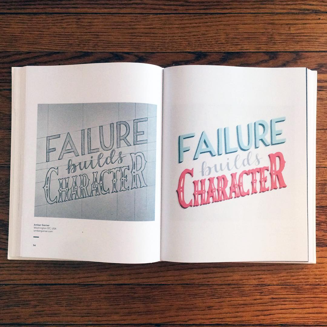 Failure Builds Character
