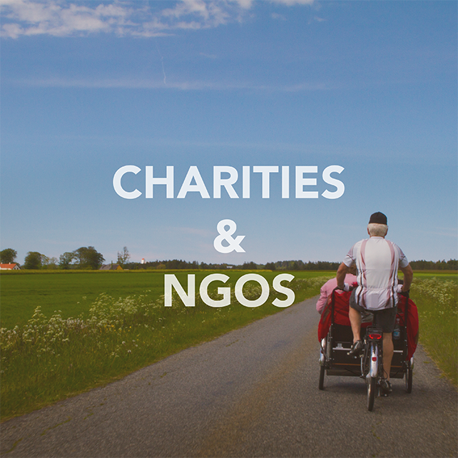 Charities & NGOs Icon.png
