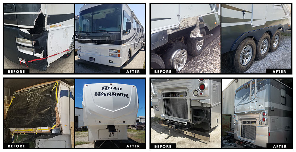 New Orleans Area RV Repair and Service