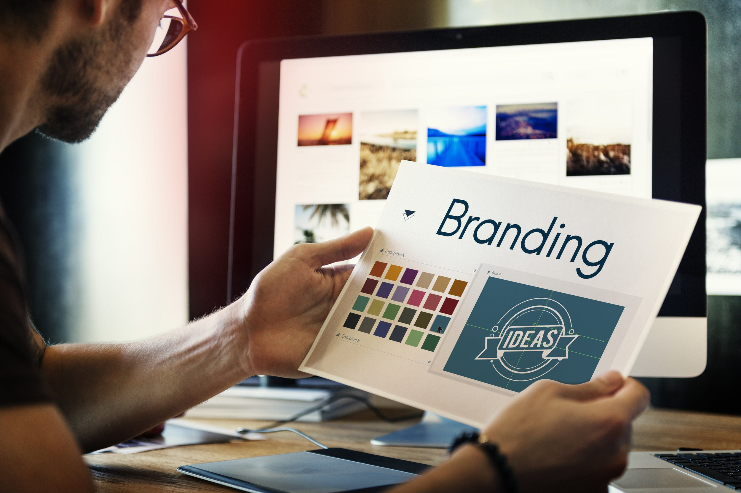 Take your Brand to the next level… -