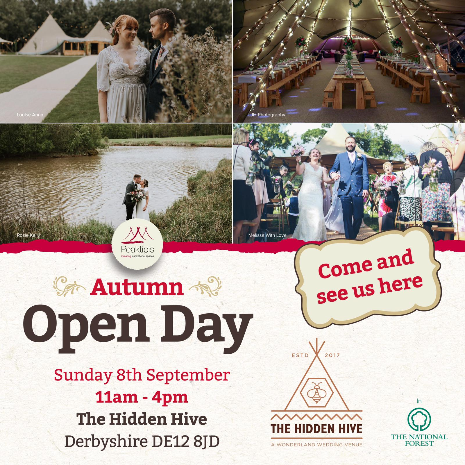 Can't wait to meet more amazing couples at the Hidden Hive open day in September. Pop along and find out more about humanist ceremonies and this fab venue