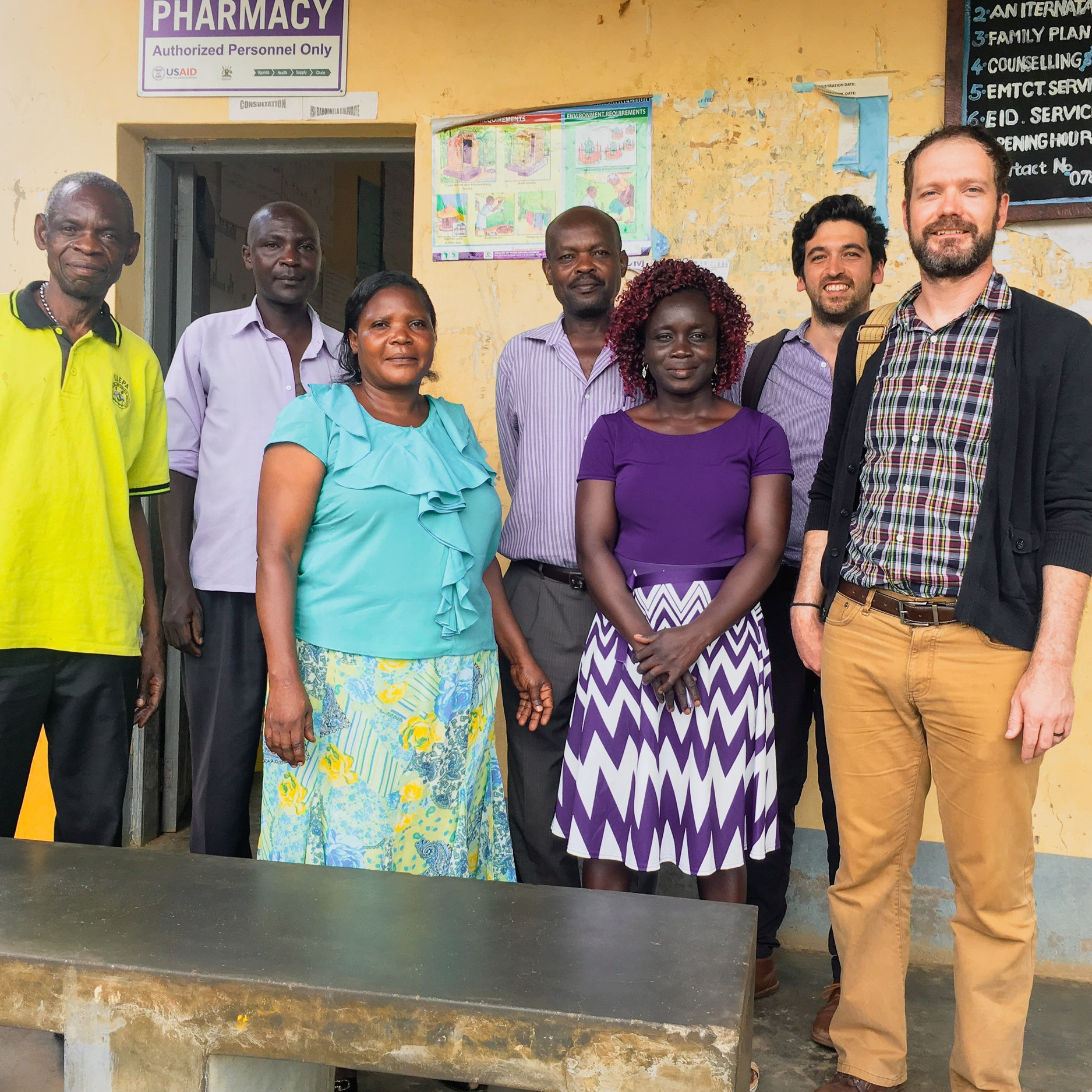 Our Mission. - Our mission is to create new health care economies through real-time information systems. Our S+ systems provide for the medical needs of health providers and their patients, in communities with scarce resources. This means more life for millions of people.Left: Nico and Bryan meet with a team of Health Providers in Mbale District, Uganda.