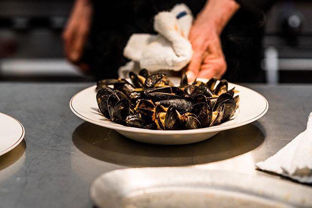 Mussels Neapolitan // Photo by @lawrence_braun x @fostersupplyhospitality