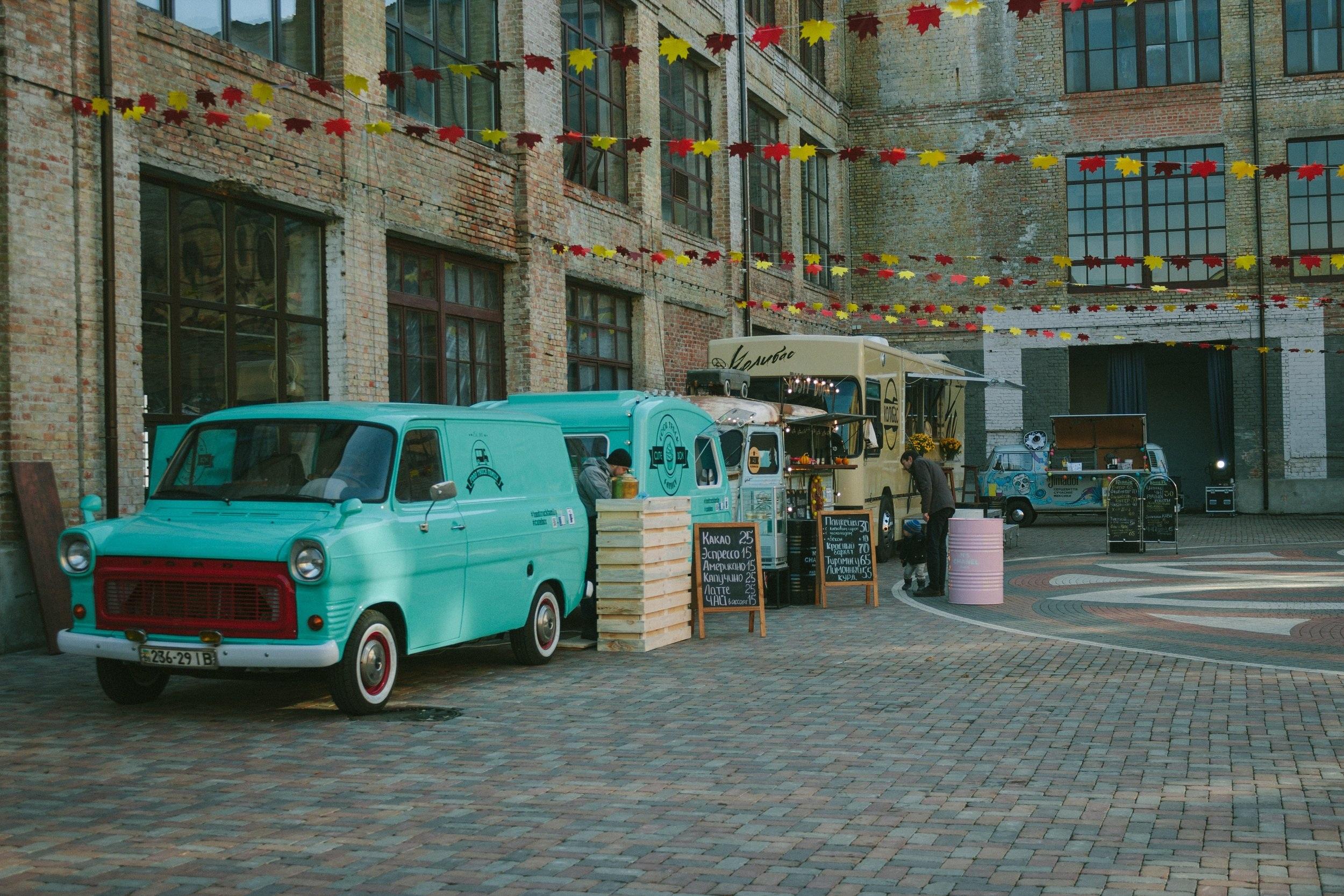 Food Truck Festivals Carr Marketing Associates