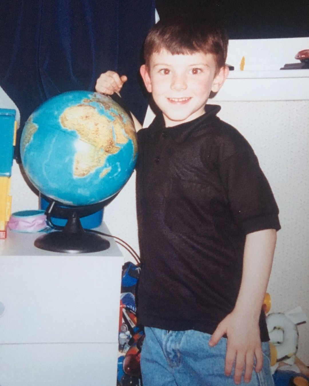 Globes are Cool