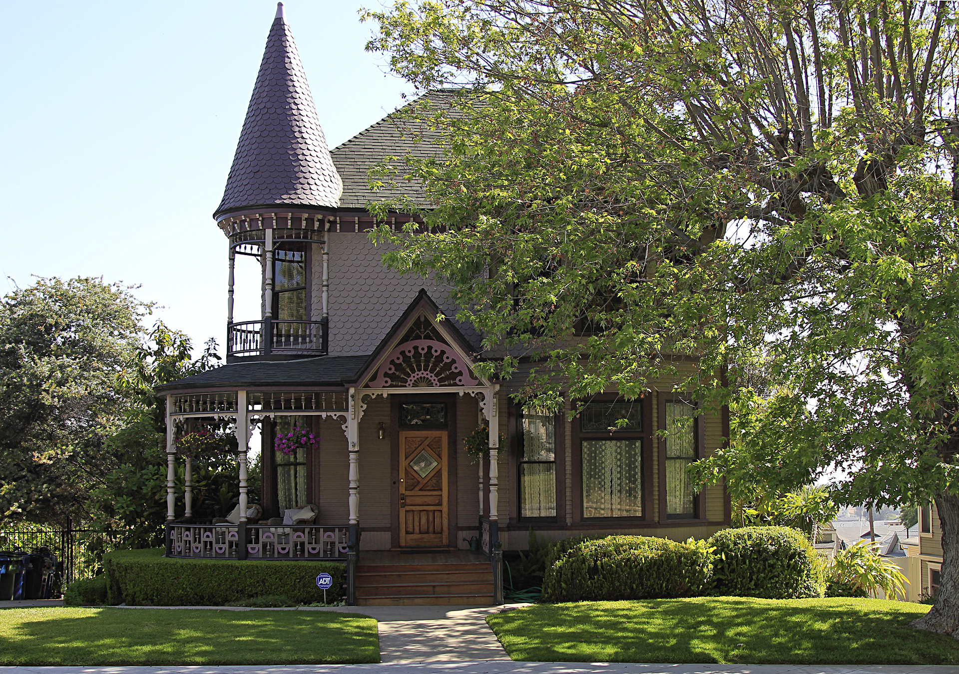 A home on Carroll Ave in Angelino Heights