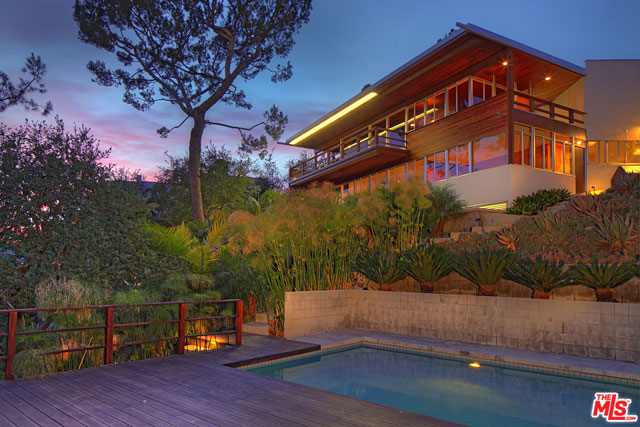 Wirin House by Richard Neutra - 2622 Glendower Ave, Los Angeles, CA 90027