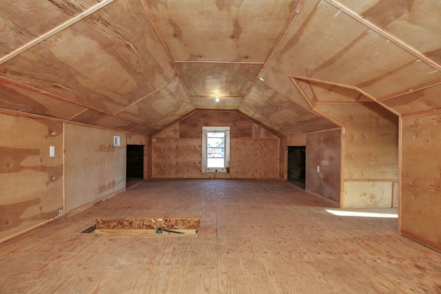 No space has gone without due to consideration to its usability. Even the spacious attic offers unlimited potential. Newly finished from top to bottom, it boasts three windows making it extra bright and airy, perfect for all your storage and more.