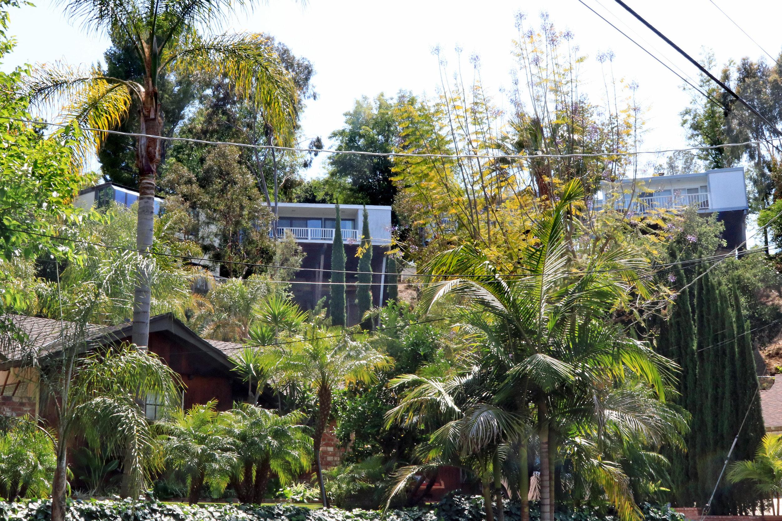 Stilt Houses    Dr. Joseph J. Railla   1963     4950, 4962, 4968, 4972 N. Escobedo Dr.