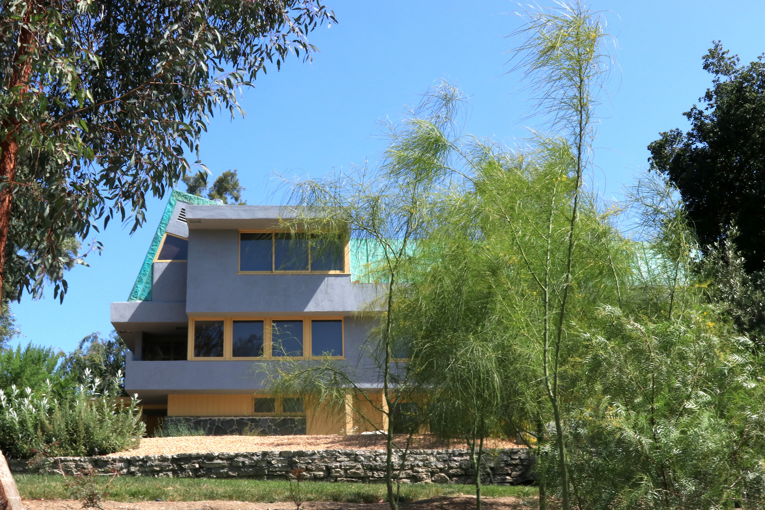 Van Dekker House - R.M. Schindler  1940  19950 W Collier St.