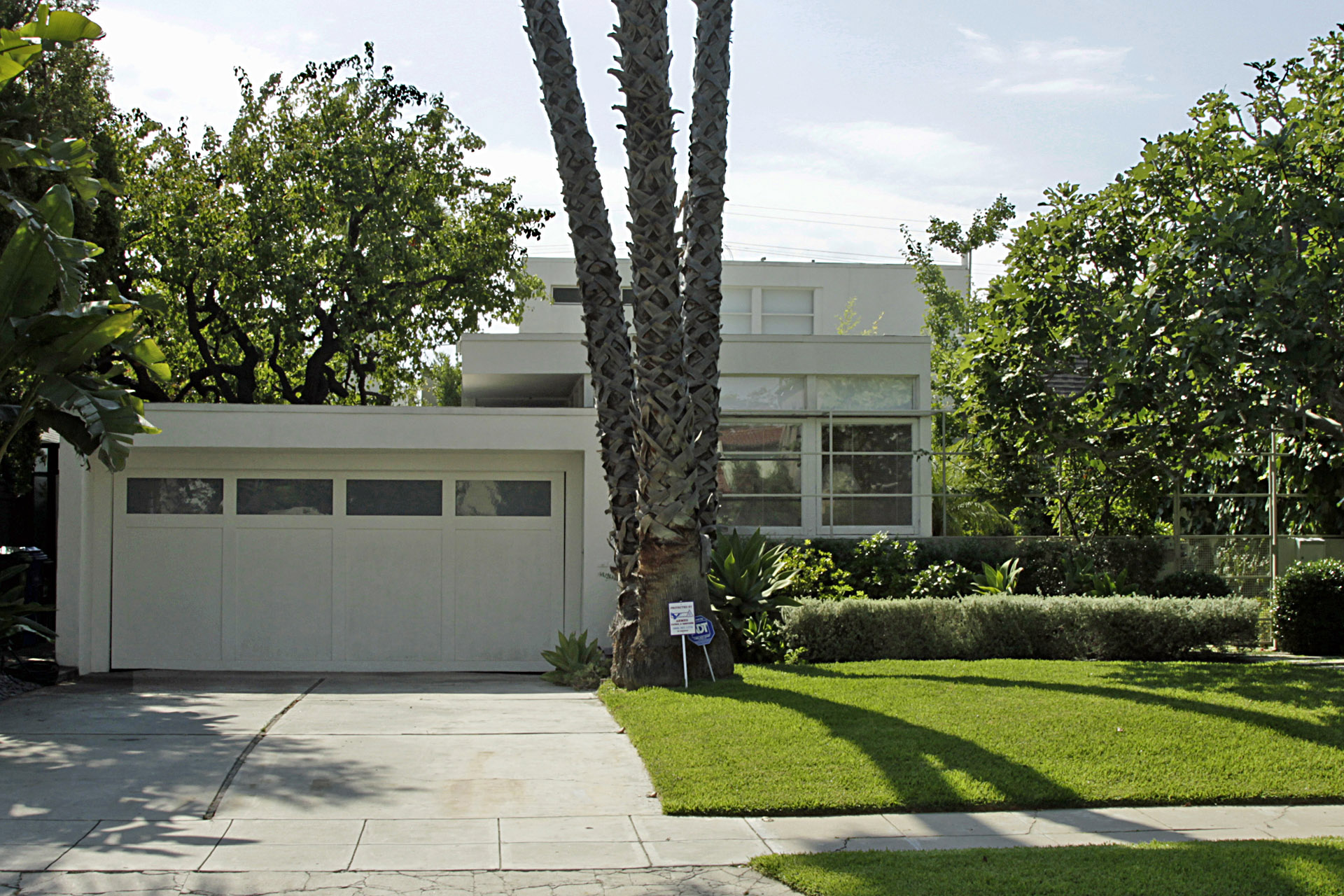 Beckman House   Gregory Ain - 1938
