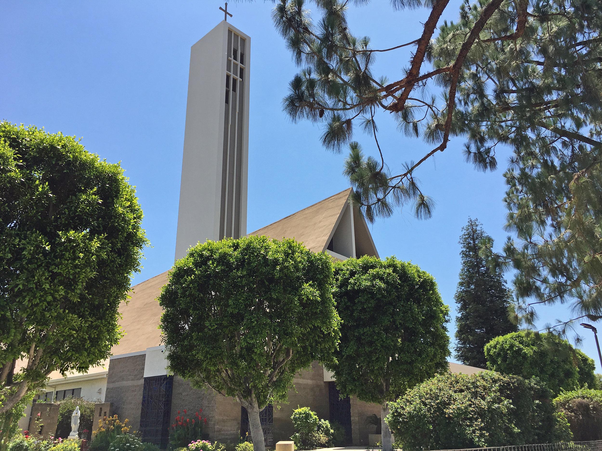 St. Mel Catholic Church    J. Earl Trudeau - 1958