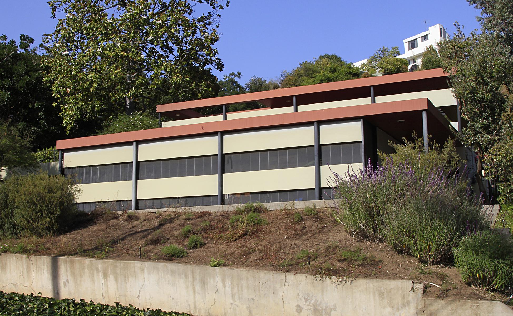 Schrage House   Raphael Soriano - 1951