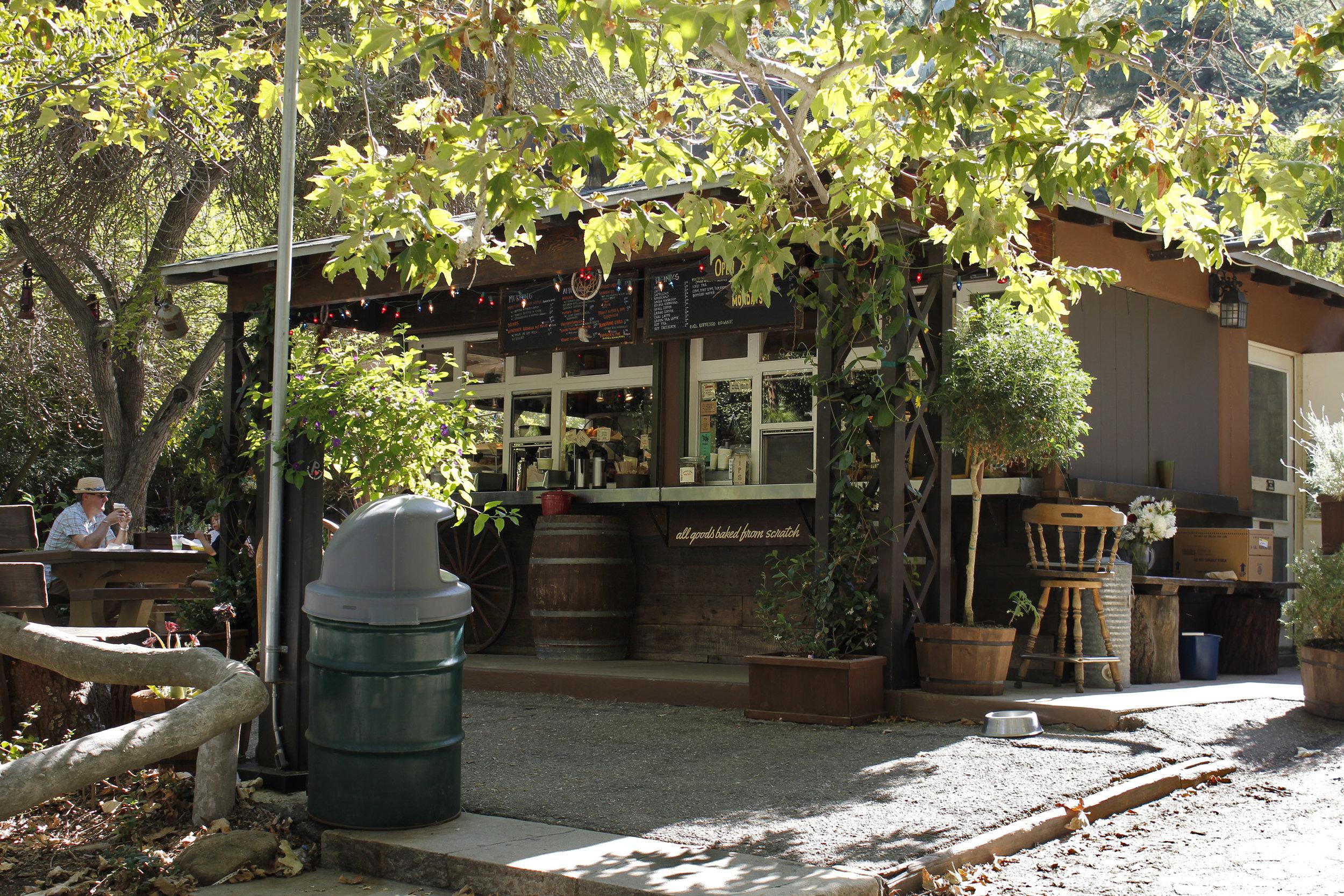 Trails Cafe
