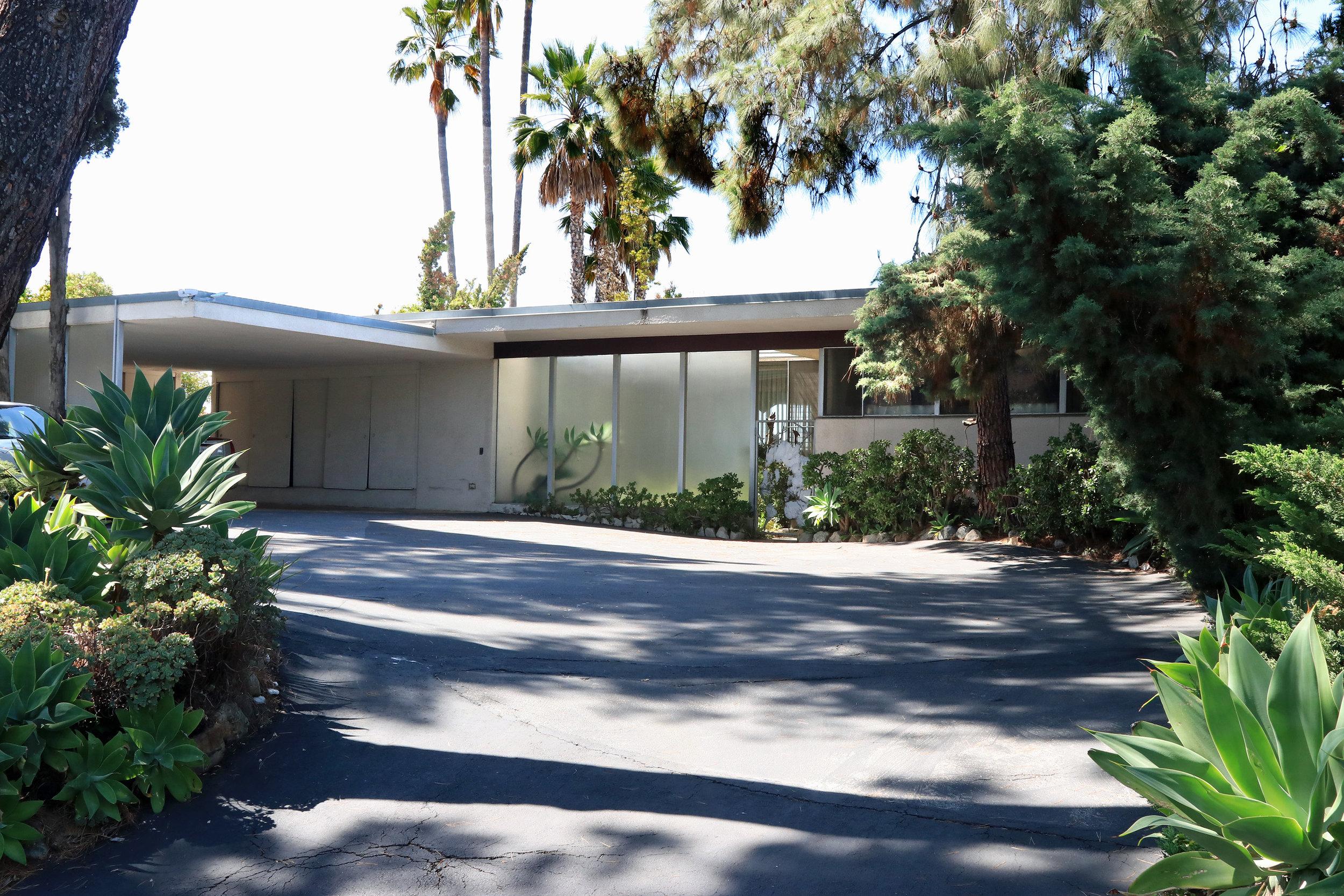 Erman House     Richard Neutra - 1961